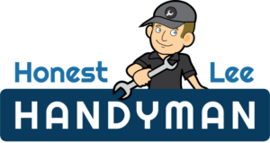 honest lee handyman in sacramento logo